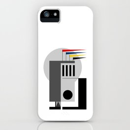 BAUHAUS DREAMING iPhone Case