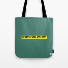 CSI - Minimalist Tote Bag