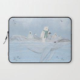 an arctic journey Laptop Sleeve