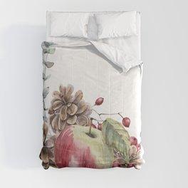 Winter Composition Comforters