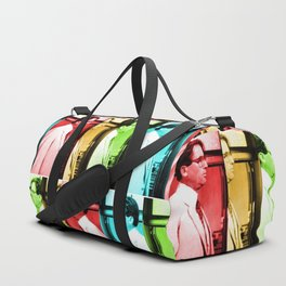 Progressive Regression Duffle Bag