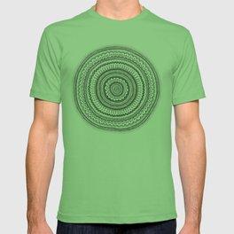 Carousel in B&W T-shirt