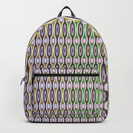 Ethnic waves. Backpack