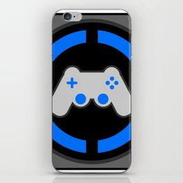 Playstation Gamer iPhone Skin