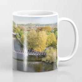 Ferry bridge Burton on Trent Coffee Mug