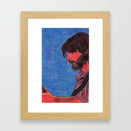 John Bell- Close Up Framed Art Print