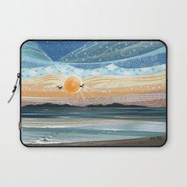 Playa El Agua - Siete Maravillas de Venezuela Laptop Sleeve