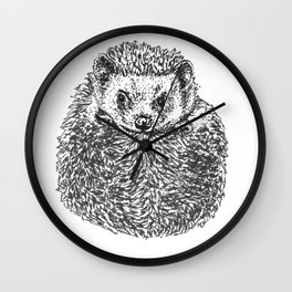 All Wrapped Up Wall Clock