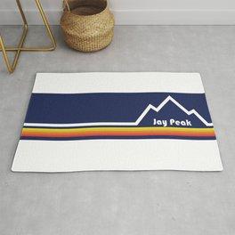 Jay Peak, Vermont Rug