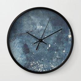 Sky Mapping Wall Clock