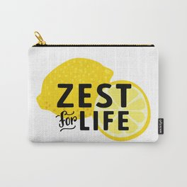 Zest for Life Carry-All Pouch