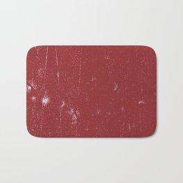 Crimson Bath Mat