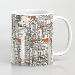 Hong Kong toile de jouy Coffee Mug