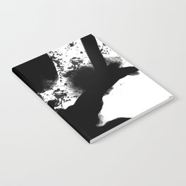 Black and White 2 Notebook