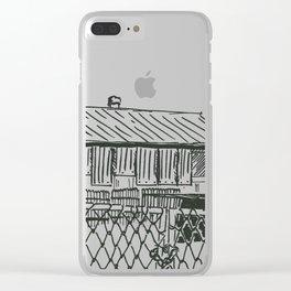 Kwa-Zulu Natal Factory  Closed Clear iPhone Case