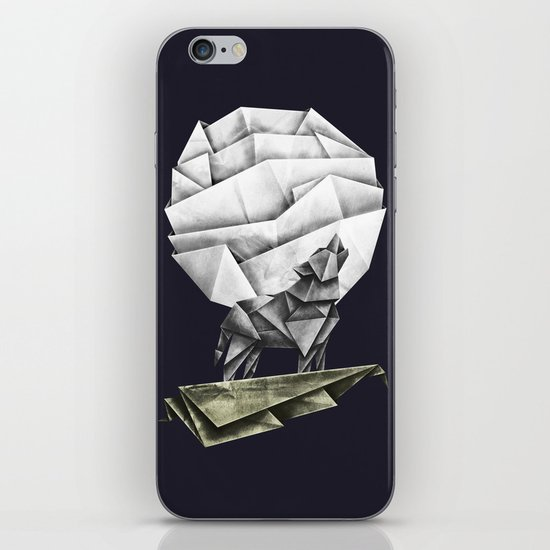 Wolfpaper iPhone & iPod Skin