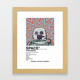 Astronaut Series 1 Framed Art Print