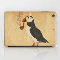 marianna iPad Cases featuring Puffin' by Megs stuff...