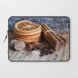 Spices Of Life Laptop Sleeve