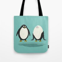 suit Tote Bags featuring bathing suit by gotoup