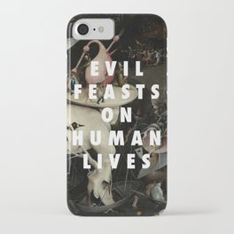 Don't You Want to Get Out iPhone Case