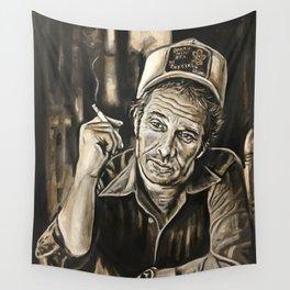 Merle Haggard Wall Tapestry