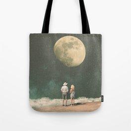 The Presence of Nostalgia Tote Bag