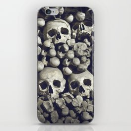 Bored to death iPhone Skin