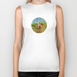 'Daughter of the Sun' Biker Tank