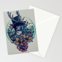 The Other Face Stationery Cards