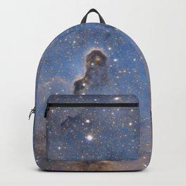 Elephant trunk nebula Backpack