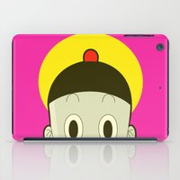 poker iPad Cases featuring Poker Face by Cyborgking