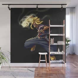 All Might v.1 Wall Mural