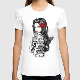 Tattoo Lolita T-shirt