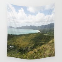 hawaii Wall Tapestries featuring Hawaii by Kakel-photography