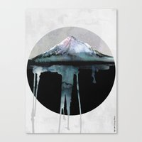 island Canvas Prints featuring The Island | by Dylan Silva & Georgiana Paraschiv by Georgiana Paraschiv