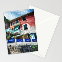 Monterosso, Cinque Terre, Italy Stationery Cards