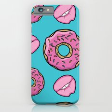 donuts and lips Slim Case iPhone 6s