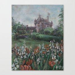Cawdor Castle (Clan Campbell) Canvas Print