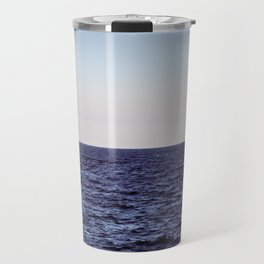 Natural Blue & Blue Travel Mug