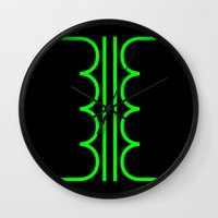 transformer Wall Clocks featuring Transformer by EEShirts