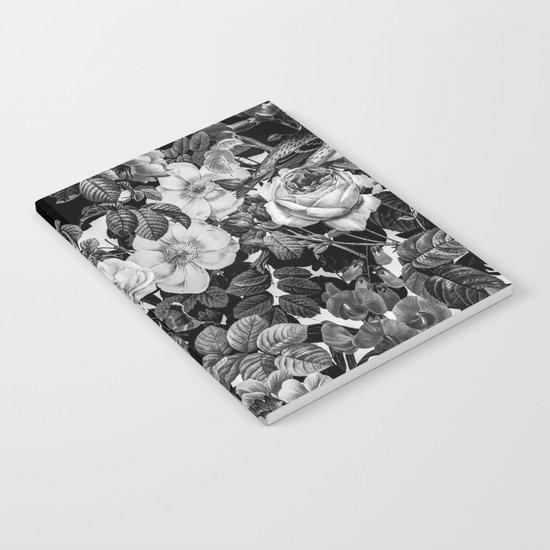 Floral Pattern II Notebook
