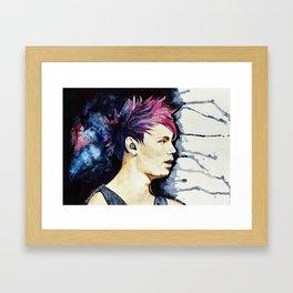 Michaels World Framed Art Print