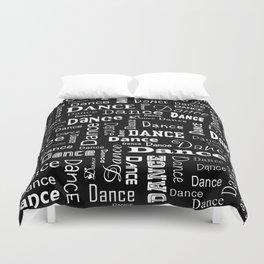 Just Dance! Duvet Cover
