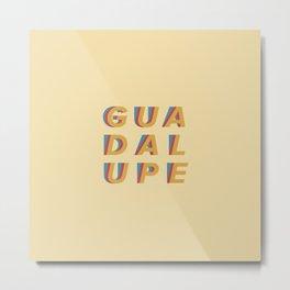 Guadalupe Metal Print