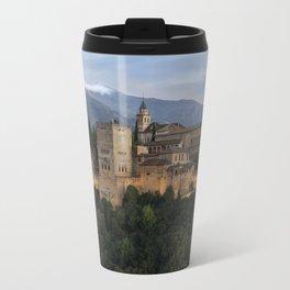 Alhambra, Granada Travel Mug