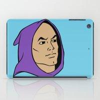 he man iPad Cases featuring He Man Hoodie by Locust Years