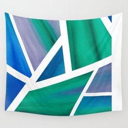 differences of a moment Wall Tapestry