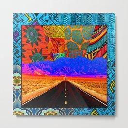 Magic Highway Metal Print