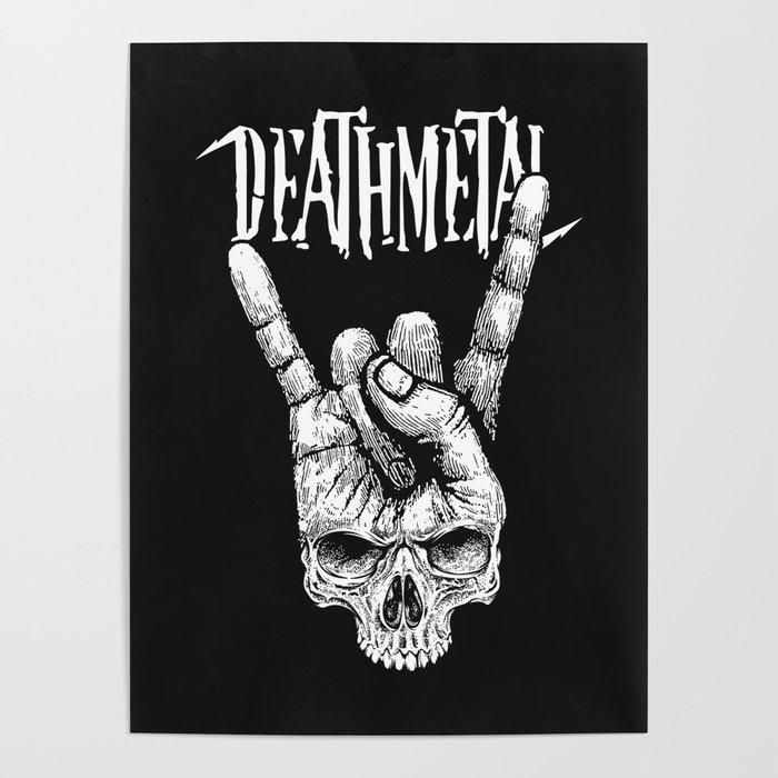 [Jeu] Suite d'images !  - Page 16 Death-metal-skull-posters
